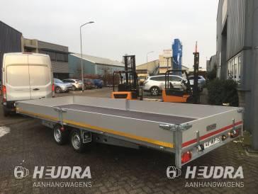 Eduard 606x220cm plateauwagen in diverse uitvoeringen leverbaar