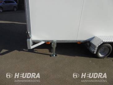 Gesloten aanhangwagen 500x180x240cm