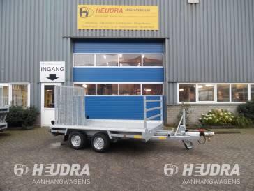 Hulco TERRAX-2 3501 294x150cm machinetransporter lange klep