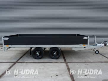 Saris plateauwagen 2700kg 356x170cm
