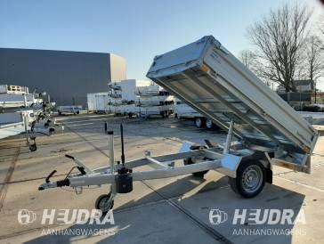 Humbaur kipper 1300kg 230x140cm