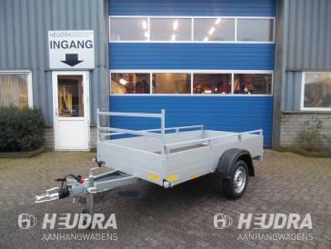 Geremde enkelas Anssems bakwagen GT 750 kg 251 x 126 cm