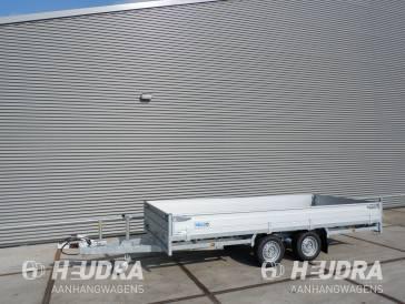 Hulco Medax-2 3000kg 405x183cm plateauwagen