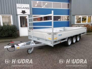 Voorrek voor Hulco Medax 183cm (breedte) plateauwagen