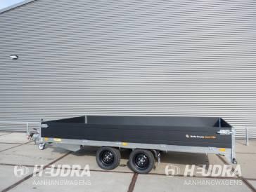 Saris plateauwagen 3500kg 406x204cm