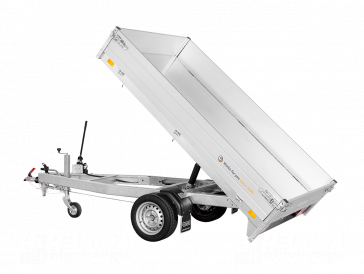 Saris kipper 1500kg 276x150cm