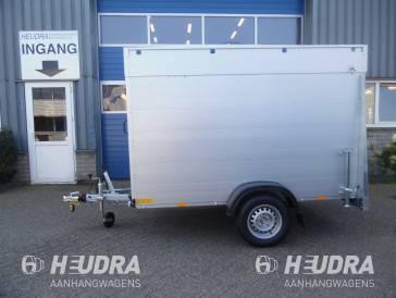 Anssems gesloten aanhangwagen 1500kg 301x126x118cm