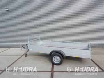 Anssems 1200kg 301x126cm bakwagen, GTB-serie