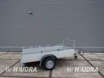 Anssems 750kg 251x126cm bakwagen, GTB-serie