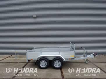 Anssems BSX 2500kg 251x130cm bakwagen