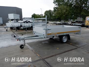Eduard 256x150cm plateauwagen in diverse uitvoeringen leverbaar