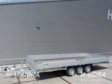 Hulco Medax-3 3500kg 502x203cm plateauwagen
