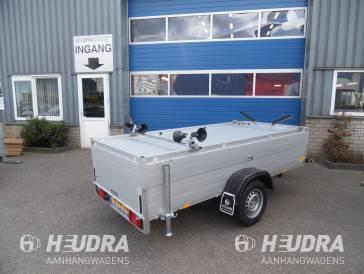 Anssems GTB1200 301x126x48cm bagagewagen met opties voor kleine boot