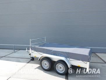 Vlakzeil voor Anssems GT 151x101cm bakwagen