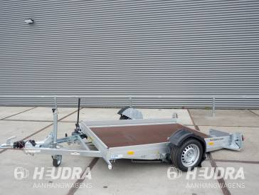 Zakbare Humbaur motortransporter 250x157cm