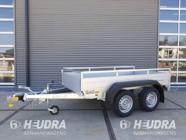 Saris 2000kg 255x153cm bakwagen, McAlu-serie