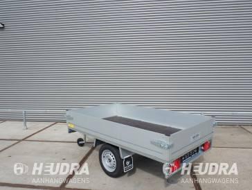 Anssems 750kg 231x132cm plateauwagen, PLT-serie