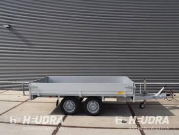 Anssems PSX 2500kg 305x153cm plateauwagen