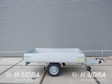 Anssems PLTB 1000kg 231x132cm plateauwagen