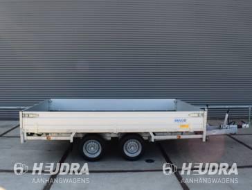 Hulco Medax-2 3000kg 335x183cm plateauwagen