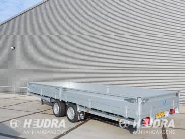 Hulco Medax-2 2600kg 502x203cm plateauwagen