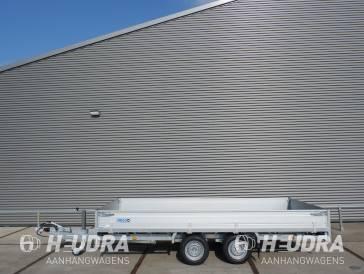 Hulco Medax-2 2600kg 405x183cm plateauwagen