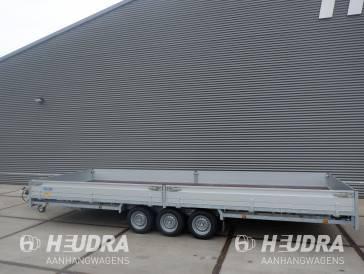 Hulco Medax-3 3500kg 611x223cm plateauwagen