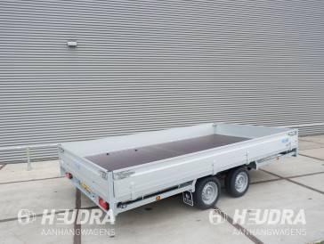 Hulco Medax-2 3500kg 405x223cm plateauwagen