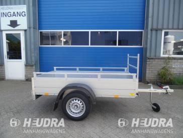 Reling voor Anssems GT bakwagen 211cm