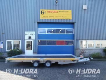 Eduard 506x200cm plateauwagen in diverse uitvoeringen leverbaar