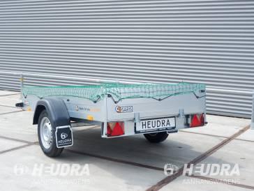 Saris King XL 750kg 226x126cm bakwagen