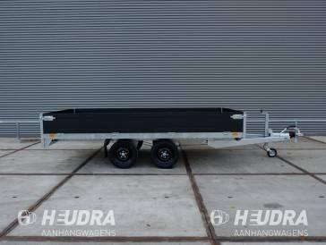 Saris plateauwagen 3500kg 356x170cm