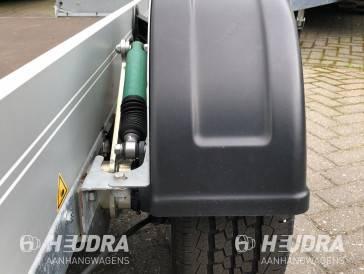 Schokdemperset voor Humbaur auto/multi/motor -transporter