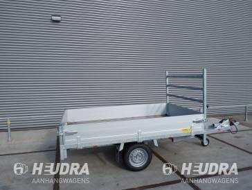 Voorrek voor Anssems PSX 153cm (breedte) plateauwagen