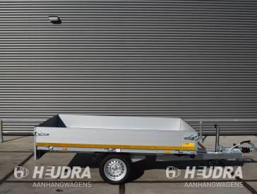 Eduard plateauwagen 250x145cm in diverse uitvoeringen leverbaar