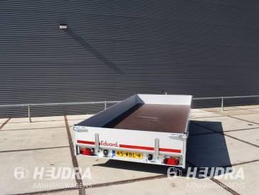 Eduard plateauwagen 406x200cm in diverse uitvoeringen leverbaar