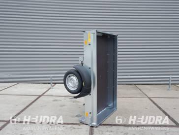 Humbaur Steely DK 750kg 205x109cm bakwagen