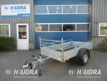Saris 1350kg 255x133cm bakwagen, McAlu-serie