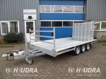 Voorrek voor Hulco Terrax 180cm (breedte) machinetransporter
