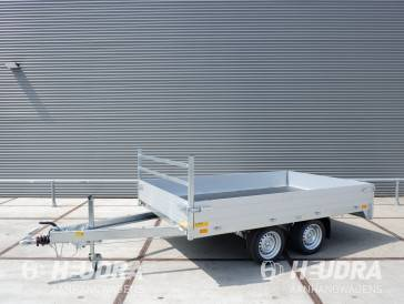 Voorrek voor Saris plateauwagen 150cm (breedte)
