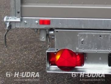Achterlamp Humbaur links