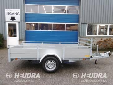 Anssems 1500kg 301x150cm bakwagen, BSX-serie