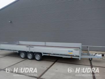 Hulco Medax-2 3500kg 611x223cm plateauwagen
