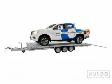 Hulco 3500kg 440x207cm multitransporter, Carax-3 serie
