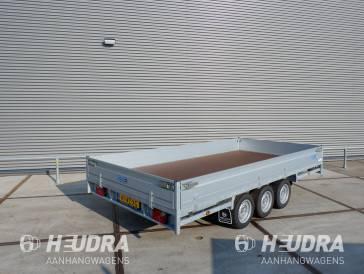 Hulco Medax-3 3500kg 405x223cm plateauwagen