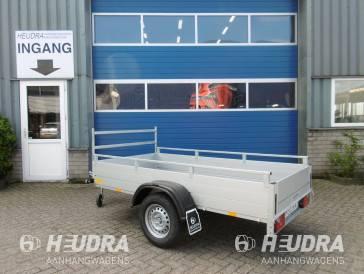 Ongeremde tandemas Anssems bakwagen 1200kg GTB-serie 251 x 126 cm met