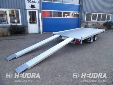 Aluminium oprijplaten Anssems aanhangwagen