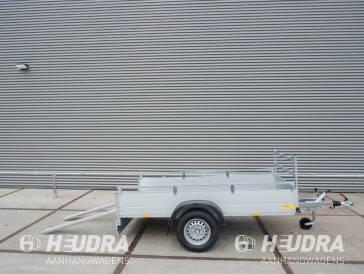 Universele oprijplaten aluminium 400kg (set)