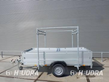 Anssems bagagewagen zeilboottrailer met bootframe