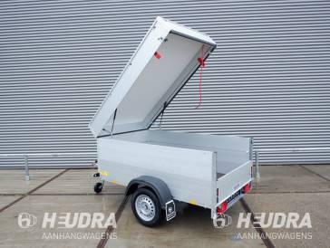 Anssems bagagewagen GTB750 VT1 211x126x83cm